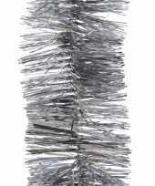 Feestslinger zilver folie 7 x 270 cm feestje
