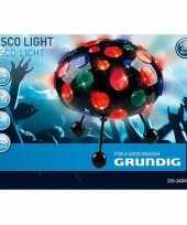 Feestverlichting disco ovaal vorm feestje