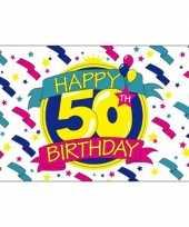 Feestvlag 50 jaar feestje