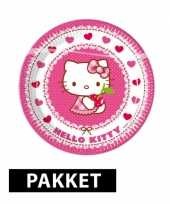 Hello kitty feestpakket feestje